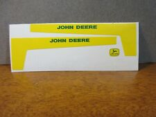 JOHN DEERE 630 DECALS  1/16 SCALE *