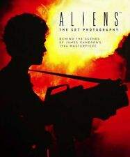 Aliens: The Set Photography New Hardcover Book Simon Ward