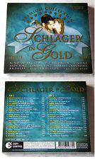 SCHLAGER IN GOLD Premium Collection - Peter Cornelius,... Koch DO-CD OVP/NEU