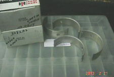 LOT OF 2 CASE A36487 W11 WHEEL LOADER MAIN BEARING LINER #2 AND 4 TRACTOR PARTS