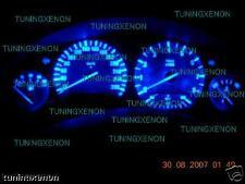 3 led compteur bleu bmw 520 523 525 524 530 M5 TDS E34
