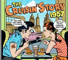 The Cruisin Story 1957  ( 2 CDS SET BOX) (Digipak)  BRAND NEW -SEALED  CD