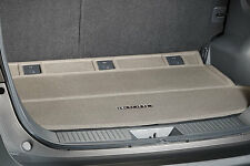 Genuine Nissan Rogue 2008-2013 Carpeted Cargo Protector/Liner NEW Grey or Black
