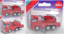 Siku Super 1019 Mercedes-Benz Atego 1528 Feuerwehr mit Hubarm