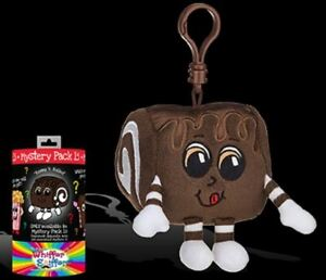 Whiffer Sniffers Mystery Pack 15 Swiss Cake Roll) Series 7 Back Pack Clip