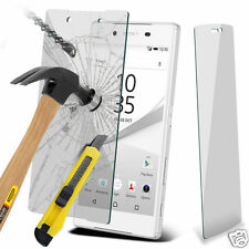100% Genuine Tempered Glass Film Screen Protector for Sony Xperia Z5 Premium