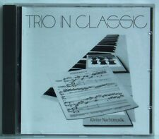 CD Trio in Classic  Kleine Nachtmusik  Private Bauer Ton 1993