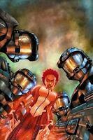 Halo: Blood Line Fred Van Lente VeryGood