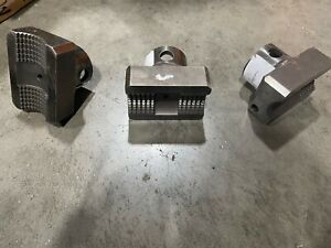 Vise Jaw Cylinder Side  1.66 in (Vermeer 7x11/10x15 compatible)