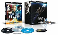Star Trek Beyond: Gift Set [4K Ultra HD + 3D Blu-ray + Blu-ray + Digital HD] NEW