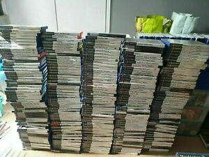 Over 400x Sony Playstation 2 Games, From £3.99 Each With Free Postage
