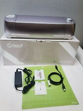 Metallic Purple Cricut Explore Air 2 Smart Cut Machine W/ 2 New Blades