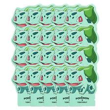 TonyMoly Big Sale Isanghessi Pokemon Foam Cleanser Sample 20pcs Free Sample Gift