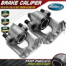 2x Brake Calipers Front Side for VW Polo 86C 80 Seat Cordoba Ibiza MK2 191615123