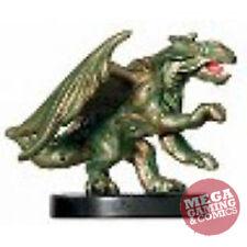 D&D Miniatures Bronze Wyrmling #01 Giants of Legend