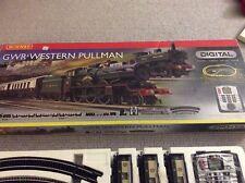 Hornby GWR Western Pullman R1077 Windsor Castle 00 Gauge digital train set 2006