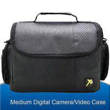 Medium Camera Bag Case Pouch for Canon Pentax Sony Olympus Panasonic Dslr camera