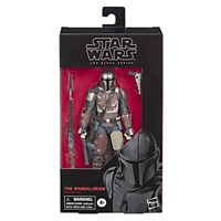 """Star Wars The Black Series The Mandalorian Toy 6"""" Scale Collectible Action Figur"""