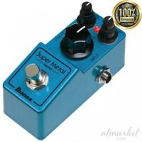 NEW Ibanez Mini size pedal Super Metal distortion SMMINI Blue genuine from JAPAN