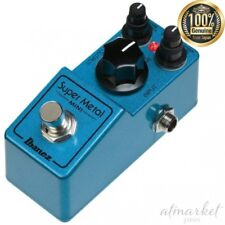 Ibanez Guitar Effects Mini Size Pedal Super Metal Distortion Smmini 195484