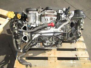 JDM Subaru WRX STi V8 EJ207 2.0L Engine