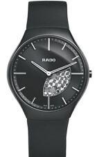 NEW Rado True Thinline Men's Quartz Watch R27247159 Black