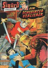 Sigurd Sonderheft - Ein schlechter Verlierer, Ingraban Ewald