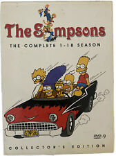 The Simpsons Complete Box set Seasons 1-18