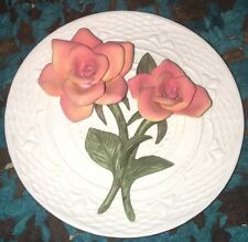Bradford Exchange Dawn's Promise Precious Roses 1st Edition Collectors Plate
