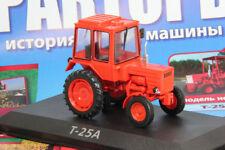 """Hachette 1:43 tractor Т-25А Vladimirez 1973 №11 series """"Tractots"""""""