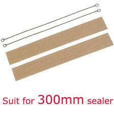 10 SETS of 2mm heating elements for 300mm Impulse Heat sealer Sealing Machine