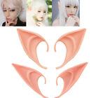 1Pair Halloween Costume Hobbit Latex Elf Ears Cosplay Party Props Creative Gift
