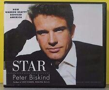 Star: How Warren Beatty Seduced America by Peter Biskind (CD, Unabridged)