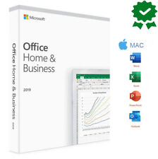 MS Office Home and Business 2019 for MAC