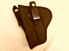 "BELT Clip / Loop Holster RUGER MARK III 22/45 w/ OPTIC Sight 5-1/2"" Barrel ..USA"