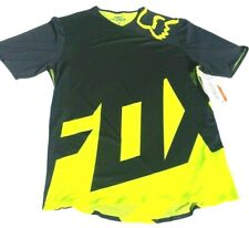 Fox Racing Attack s/s Jersey Flo Yellow