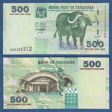 TANSANIA  / TANZANIA  500 Shillingi (2003) UNC P.35