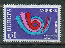 Andorra  Briefmarken 1973 Europa  Mi.Nr.247 ** postfrisch