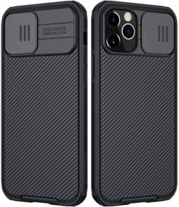 NILLKIN Shock Proof Case for iPhone 12/12Pro & 12 Pro Max with Camera Protection
