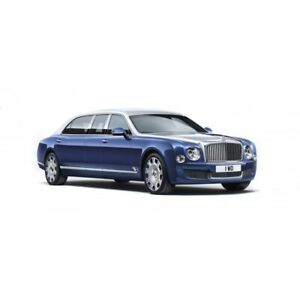 ALMOST REAL 830601 830602 BENTLEY MULSANNE GRAND LIMO by Mulliner modelcars 1:18