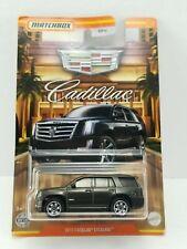 Matchbox 2021 Cadillac Series #01 ~ '15 Escalade GWH04 Diecast ~ Save on Ship 2+