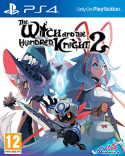 The Witch and the Hundred Knight 2 (PS4) -  BRAND NEW & SEALED UK