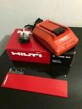 Brand new Hilti Charger C 4/36 for Lithium Ion Battery. 220, 230, 240 volt