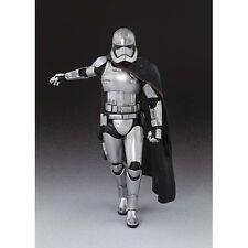 Bandai S.H. Figuarts Star Wars Capitán phasma PVC Figura de acción Versión japonesa