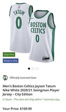 jayson tatum authentic jersey