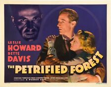 The Petrified Forest - 1936 - Leslie Howard Bette Davis Mayo Vintage Drama DVD