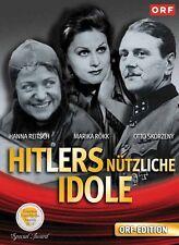 HITLERS NÜTZLICHE IDOLE (Hanna Reitsch, Marika Rökk, Otto Skorzeny) NEU+OVP