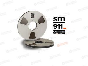 "RTM Recording The Masters SM911 34220 Tonband 1/2"" 2500ft 762m NAB-Metallspule"