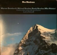 BLUE MONTREUX*Pre-Owned**LP-SELF TITLED*PLAYED ONCE**w/LARRY CORYELL