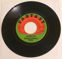 Creedence Clearwater Revival / Fortunate Son & Down On The Corner / 1969 45 NM+